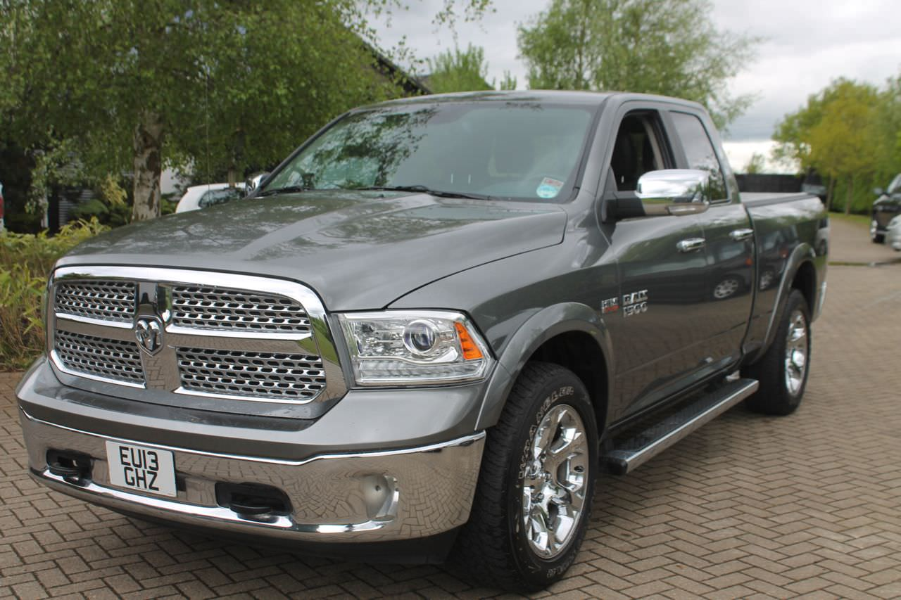 2013 dodge ram 1500 quad cab laramie 4x4 51st state autos. Black Bedroom Furniture Sets. Home Design Ideas