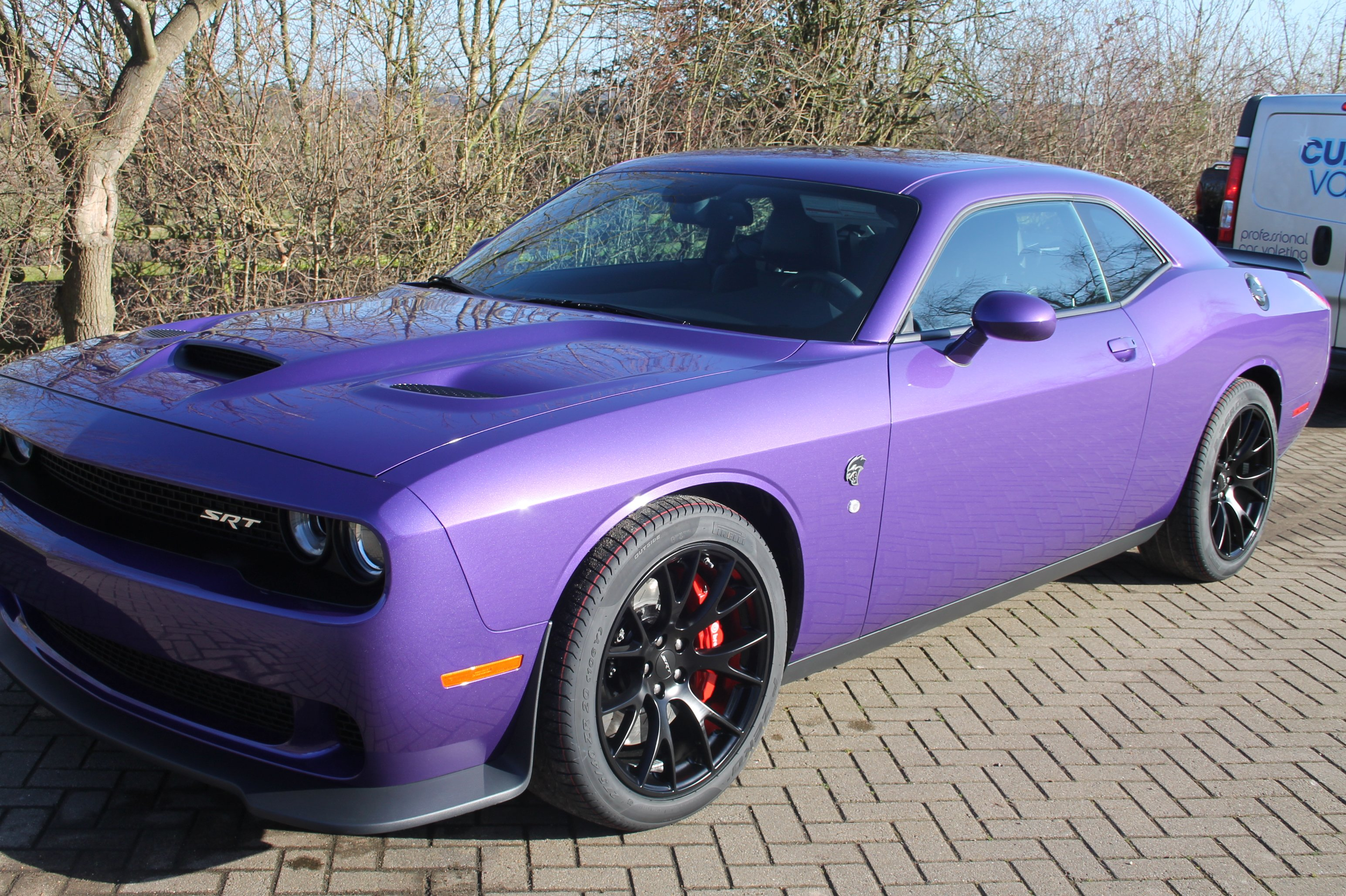 2016 dodge challenger hellcat plum crazy 51st state autos. Cars Review. Best American Auto & Cars Review
