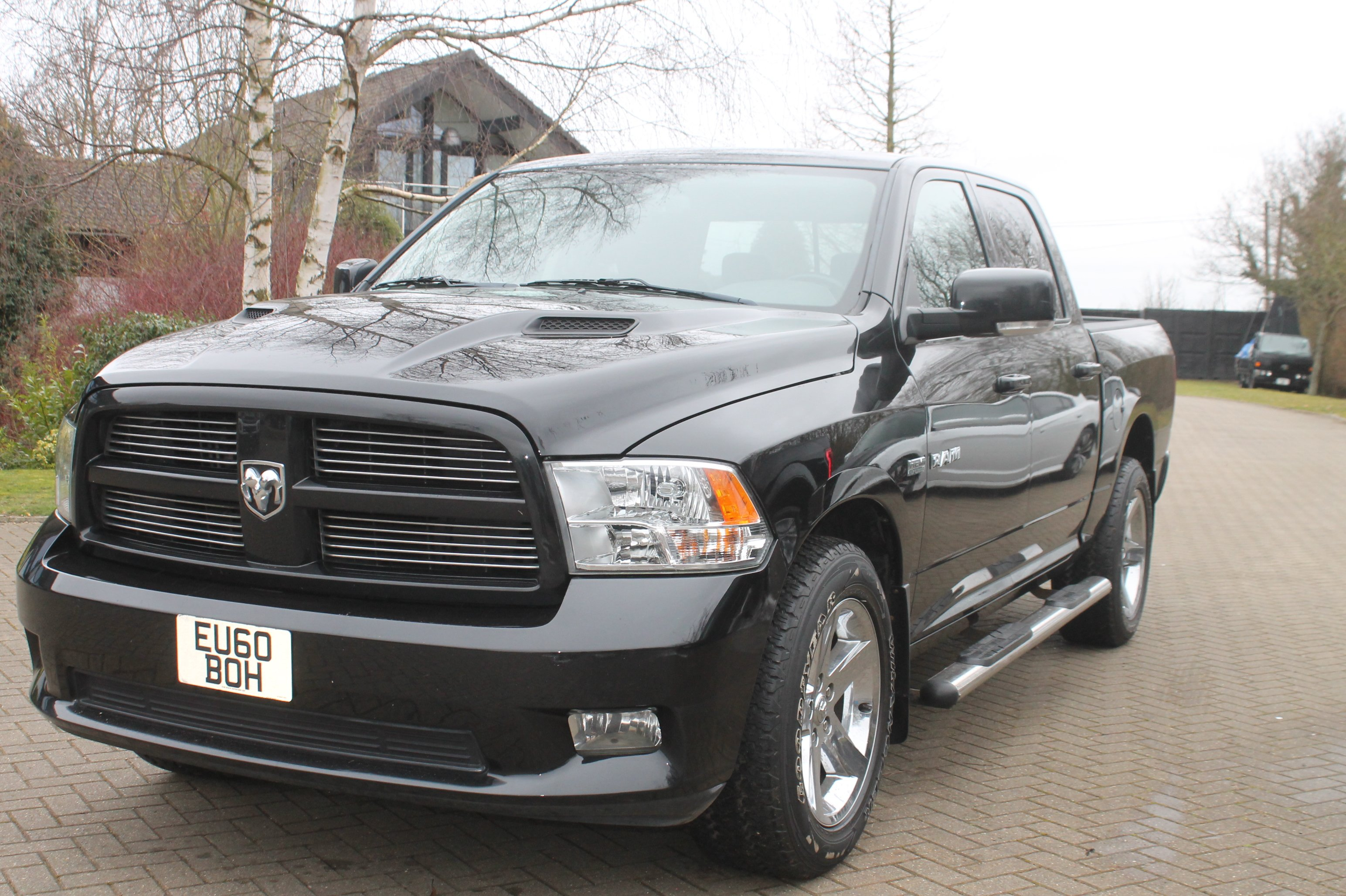 2011 dodge ram 1500 crew cab sport 51st state autos. Black Bedroom Furniture Sets. Home Design Ideas