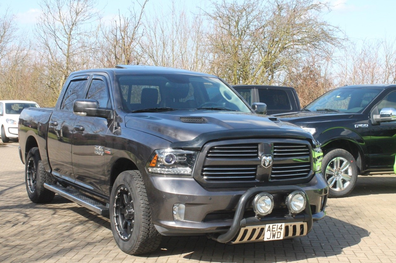 2014 dodge ram 1500 crew cab sport with lpg intimidator wheels. Black Bedroom Furniture Sets. Home Design Ideas