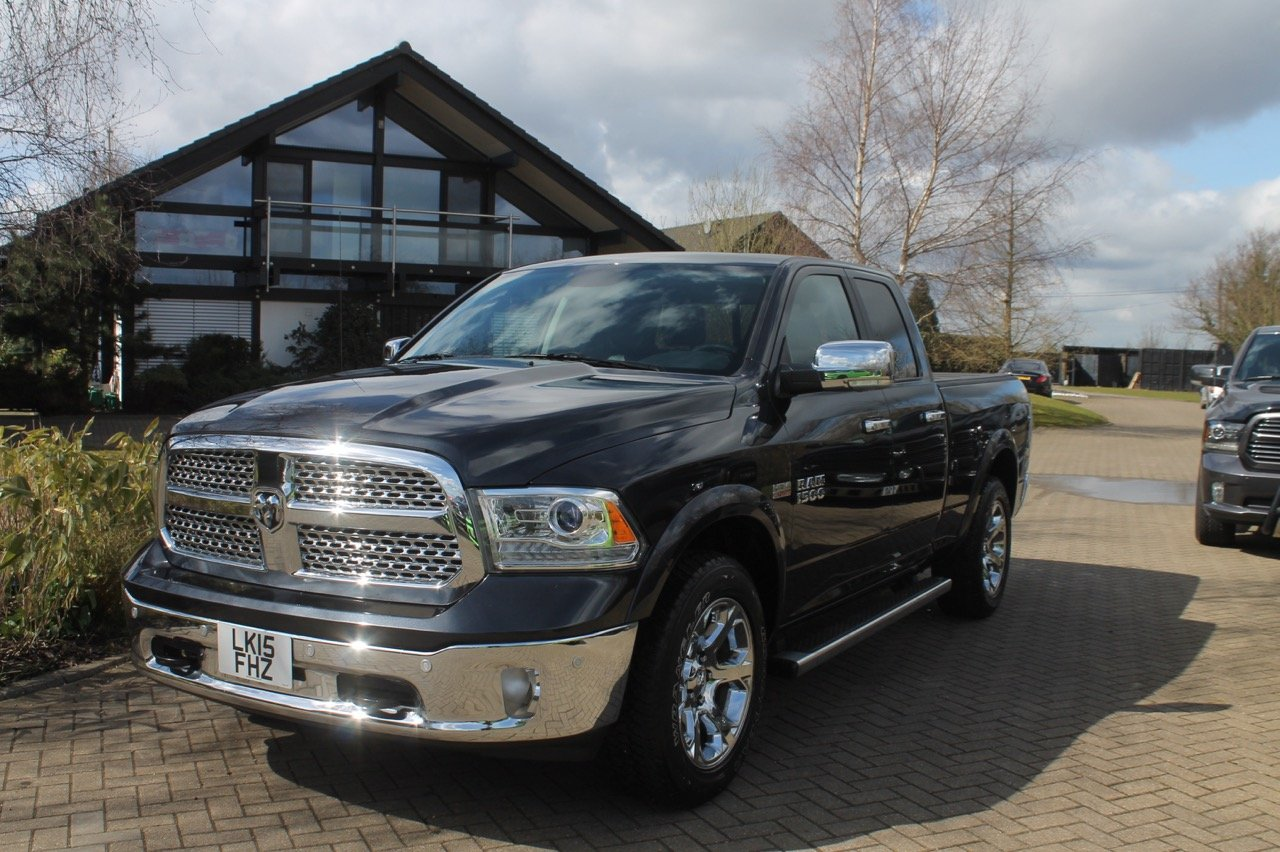 2015 dodge ram 1500 quad cab laramie 4x4 with air suspension. Black Bedroom Furniture Sets. Home Design Ideas