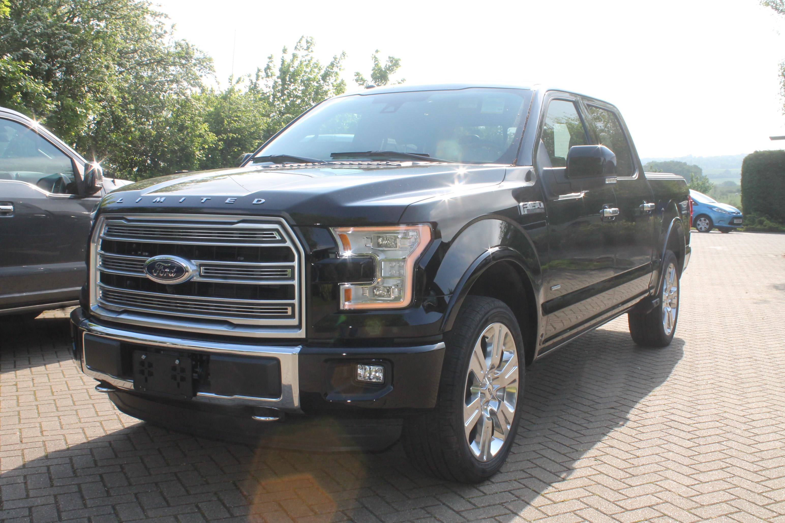 2017 ford f150 limited supercrew 4x4 51st state autos. Black Bedroom Furniture Sets. Home Design Ideas
