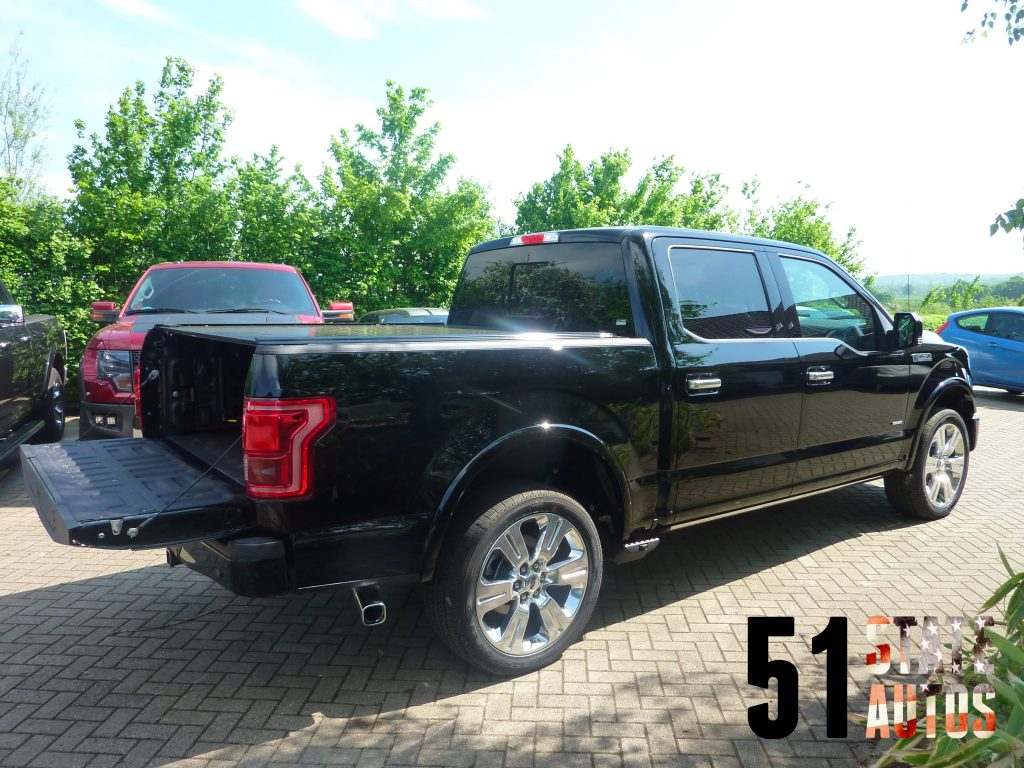 2017 ford f150 limited innovation comes standard 51st state autos. Black Bedroom Furniture Sets. Home Design Ideas