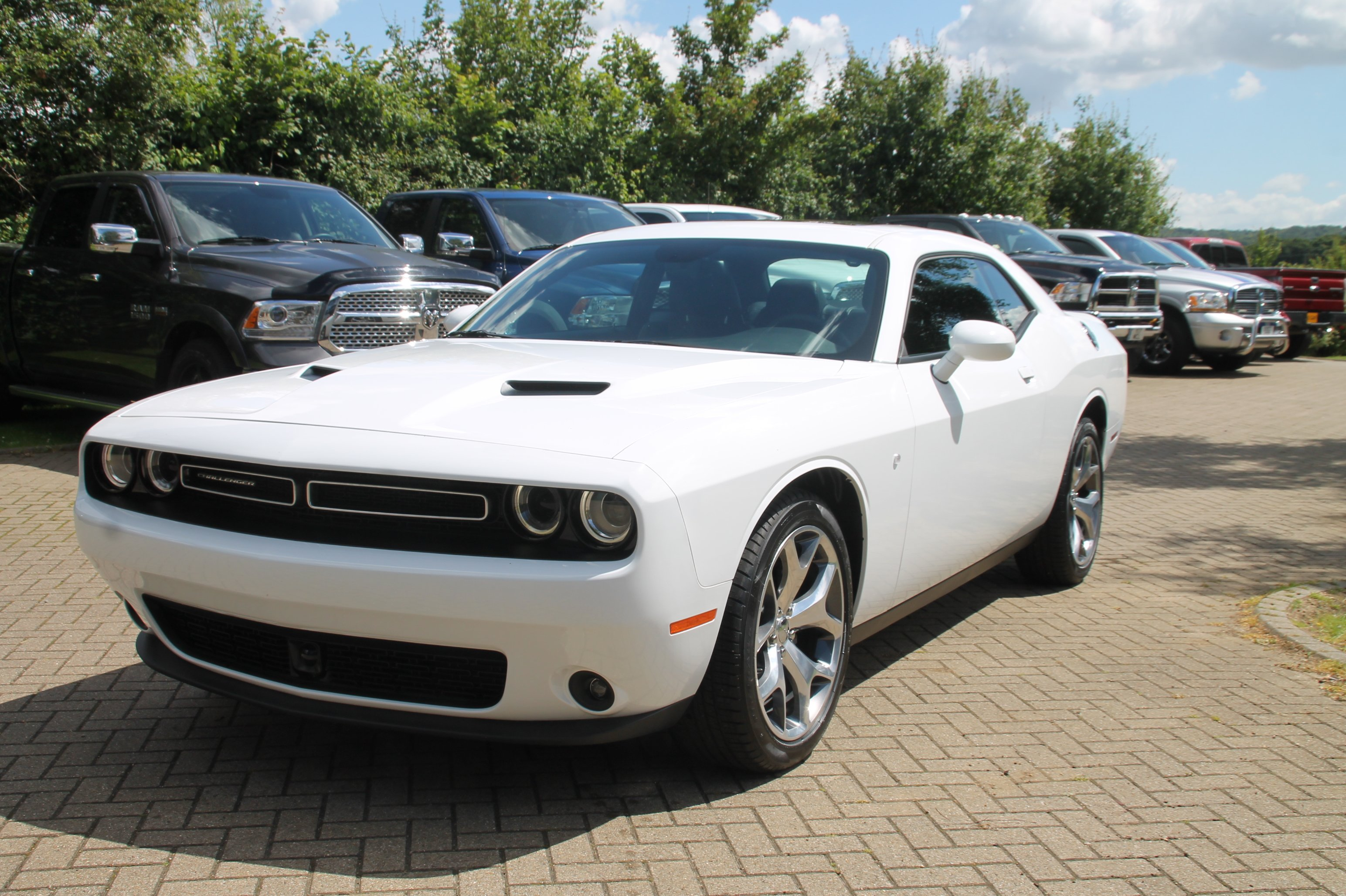 2016 dodge challenger sxt plus new 51st state autos. Black Bedroom Furniture Sets. Home Design Ideas