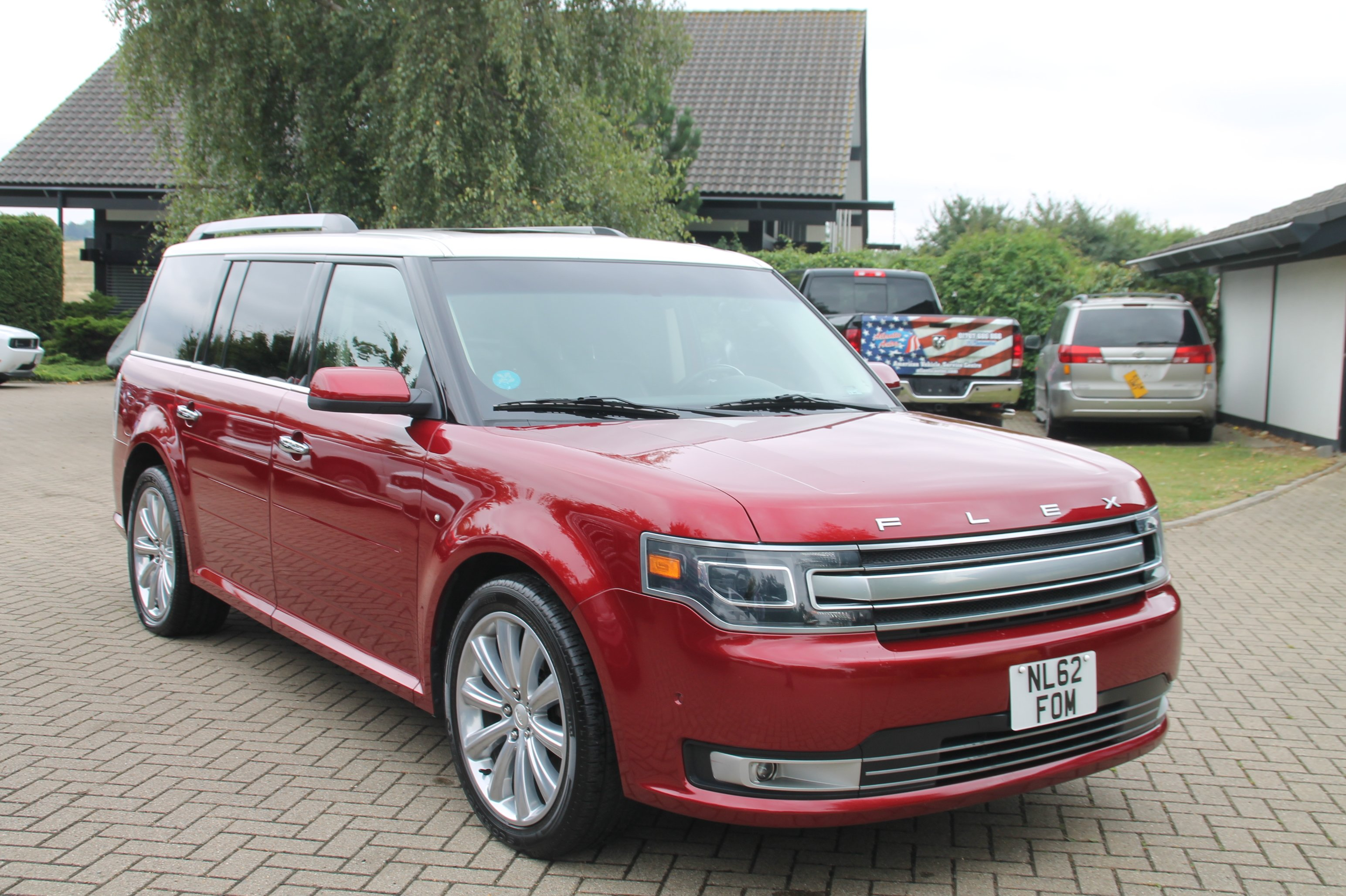 2013 ford flex awd ecoboost limited 51st state autos. Black Bedroom Furniture Sets. Home Design Ideas
