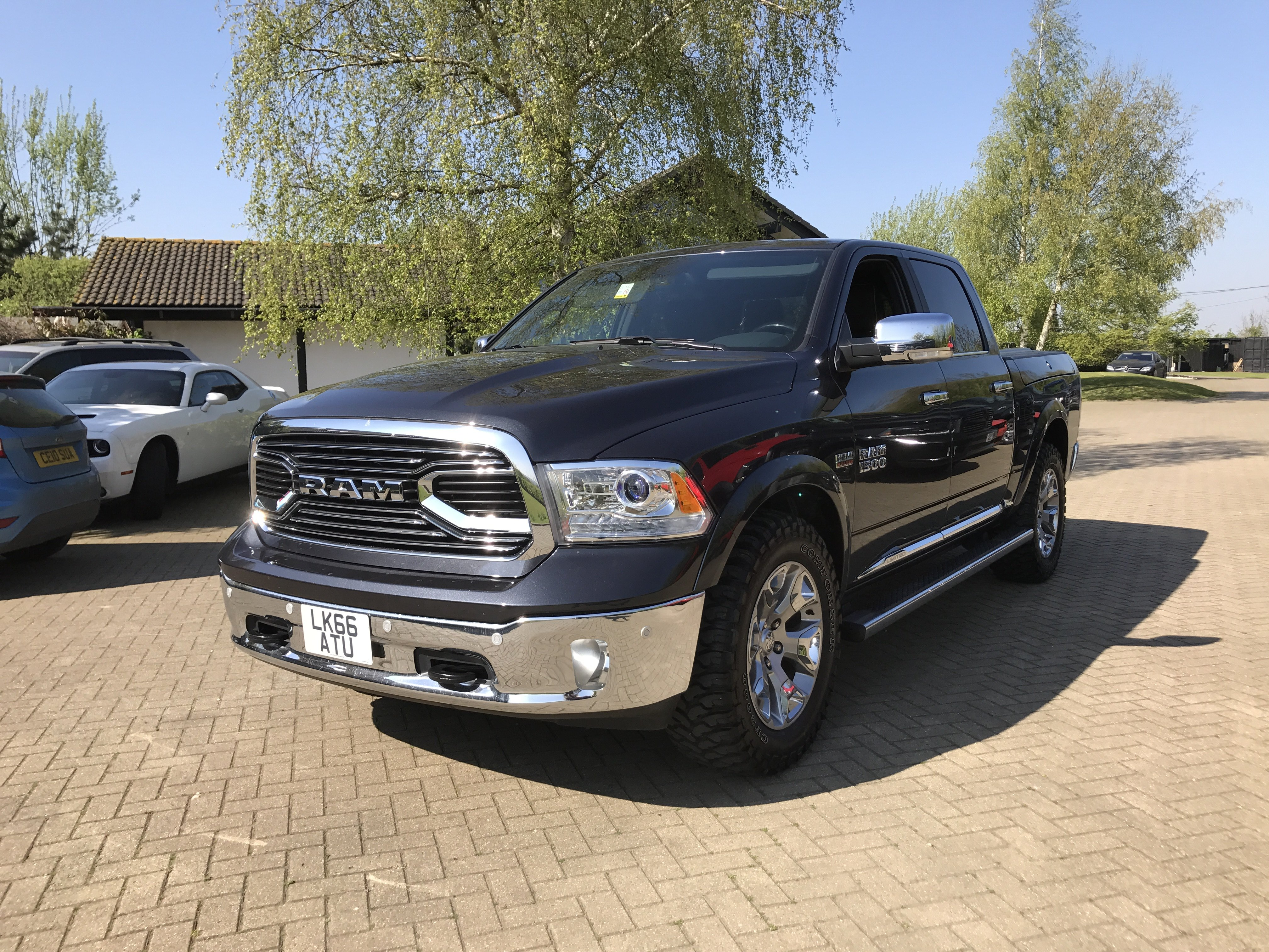 2016 dodge ram 1500 limited crew cab 4x4 51st state autos. Black Bedroom Furniture Sets. Home Design Ideas