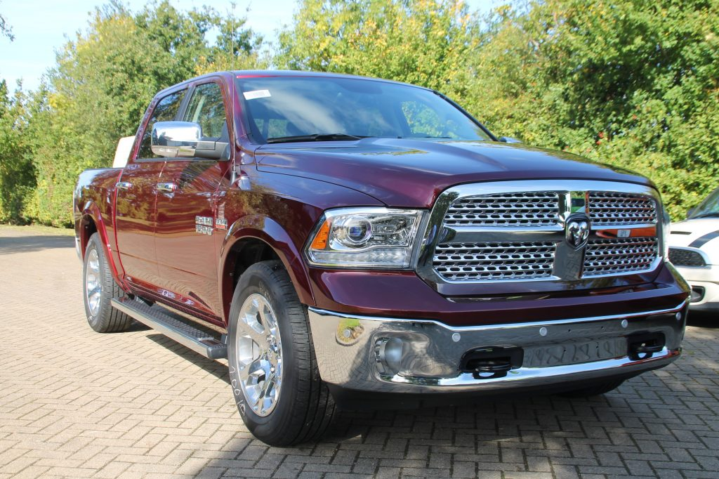 2017 dodge ram 1500 laramie crew cab 5 7 4dr 51st state autos. Black Bedroom Furniture Sets. Home Design Ideas