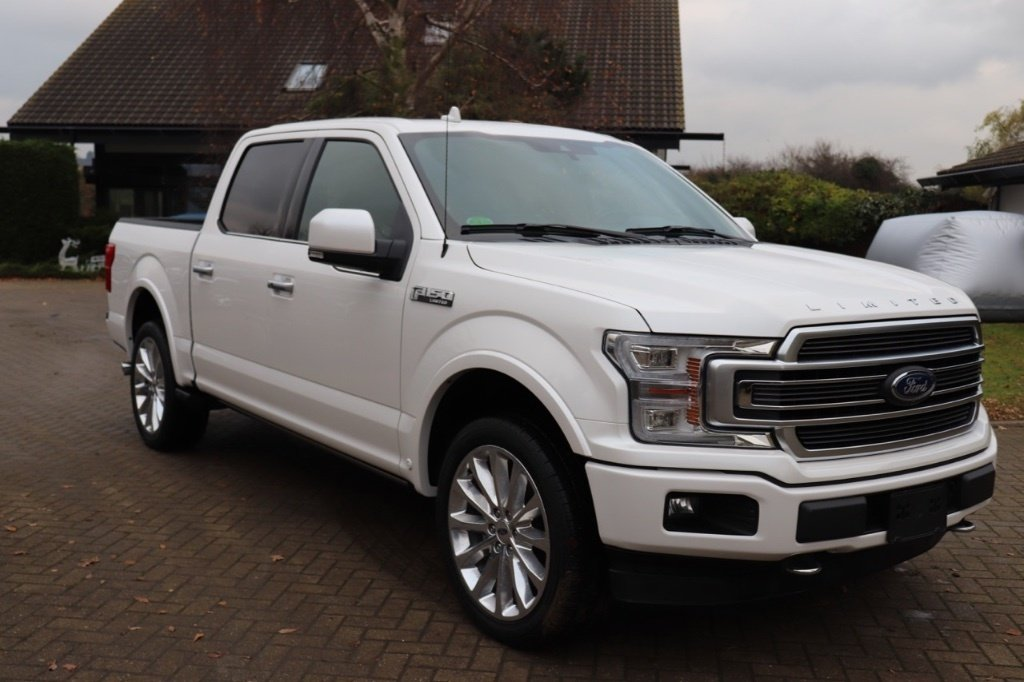 2018 Ford F150 Limited Supercrew - 3.5 4dr - 51st State Autos